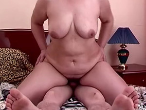 Fat Horny Mom Fucking Her Son's Best Friend